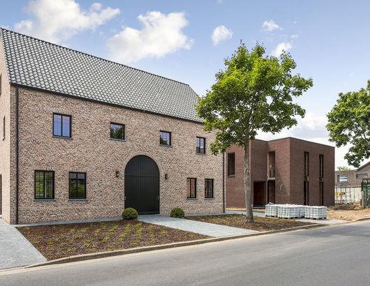 UITVERKOCHT - 4 nieuwbouwwoningen op een rustige locatie in Balen centrum !