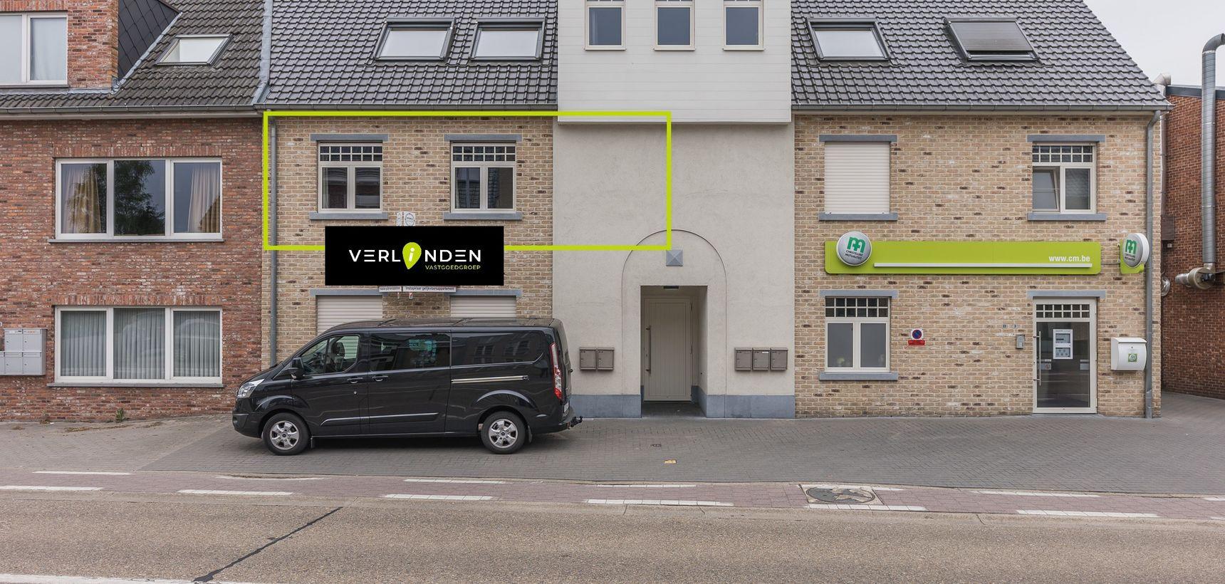 Appartement met ruim terras vlakbij de Markt