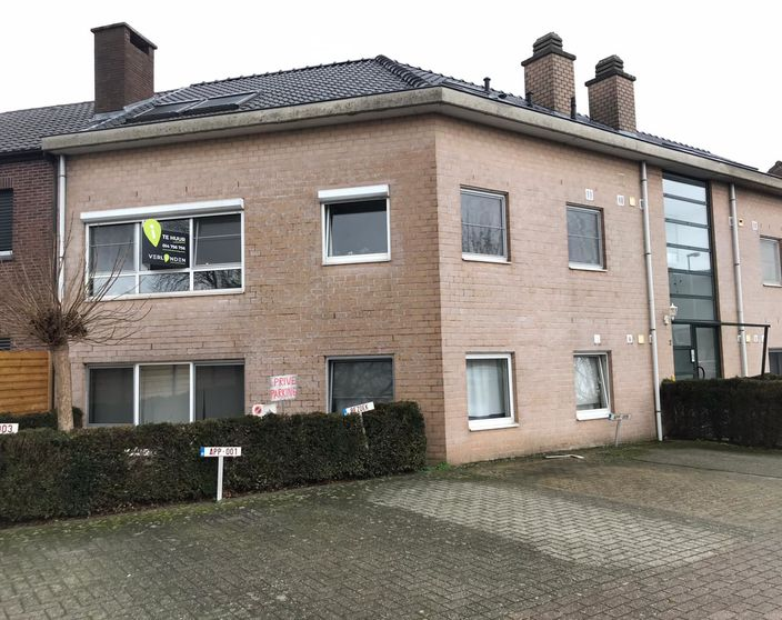 Verzorgd appartement met 2 slpks op een centrale ligging.