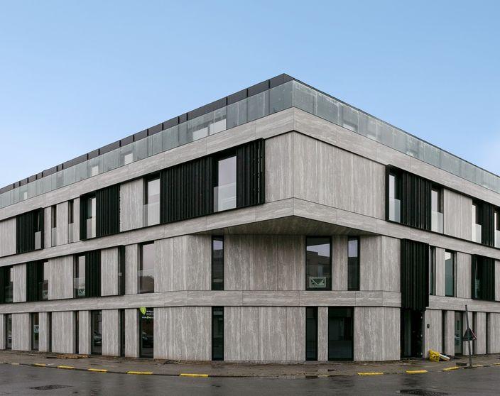 Knap penthouse met riante terrassen in Mol Centrum