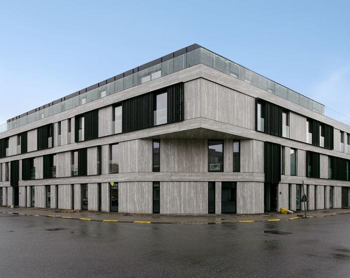 Luxe gelijkvloers appartement van 132,87 m²