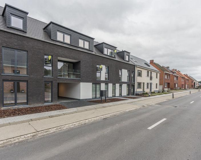 Nieuwbouw dakappartement met 2 slaapkamers en ruim terras !