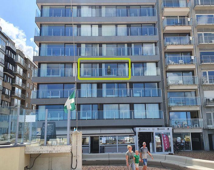 Te renoveren appartement aan de zeedijk !