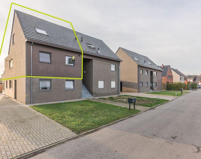 Ruim en kwalitatief appartement met o.a. 3 slpks en veranda !